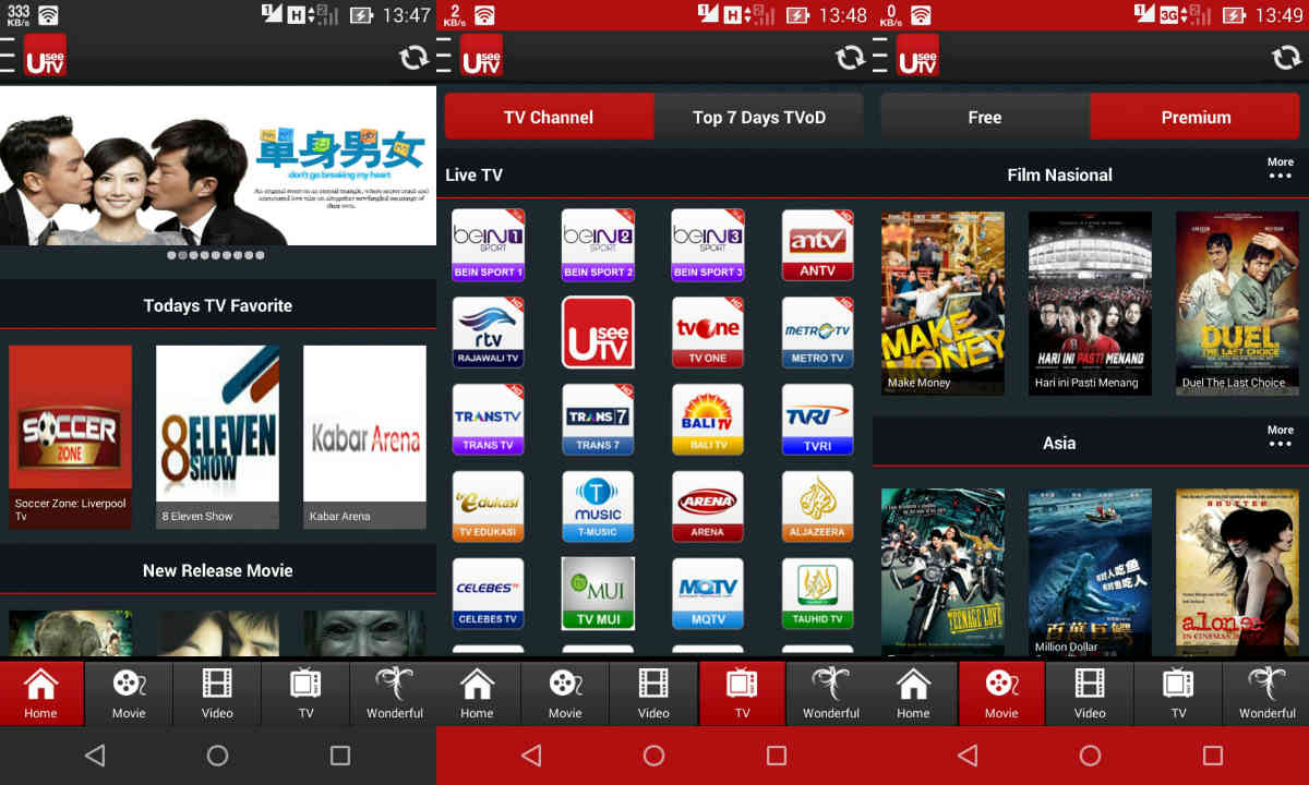 Cara Nonton TV Streaming Online di Android ASUS Zenfone 6 - ID Files