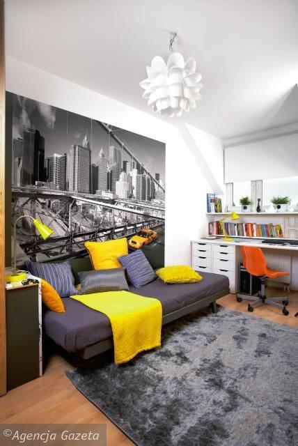 D Interiors Nowoczesne Pokoje Mlodziezowe