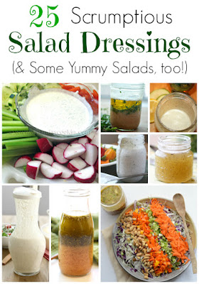http://www.lindseyandrewswriter.com/25-homemade-salad-dressing-recipes/