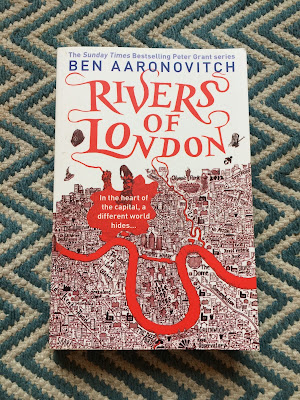 Review of Rivers of London by Ben Aaronovitch