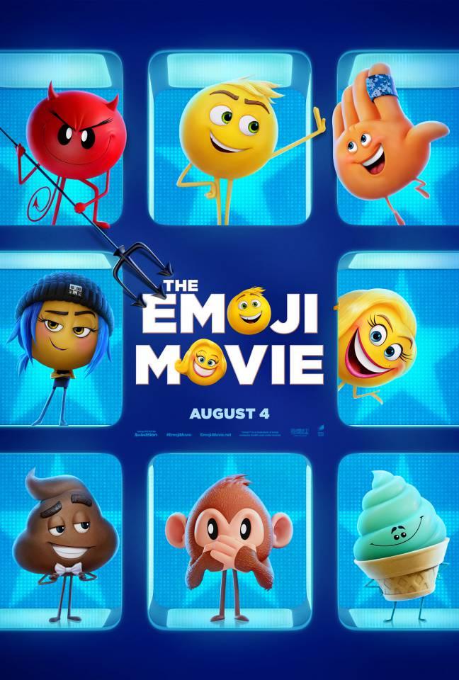 The Emoji Movie (2017) ταινιες online seires oipeirates greek subs