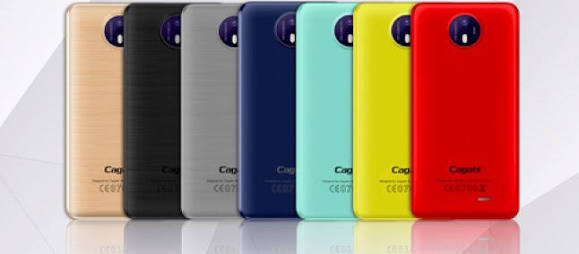 Cagabi One World Low Budget Smartphone