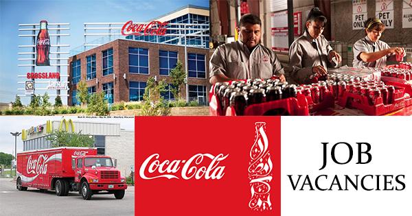 Coca Cola Job Vacancies Gulf Job Vacancies