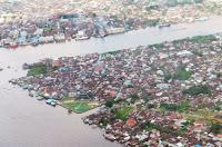 Pertemuan Sungai Kapuas-Landak