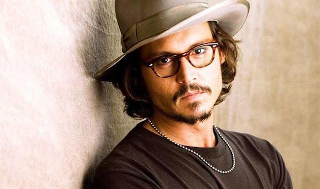 Johnny Depp nunca ganhou um oscar