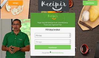 Kecipir.com : Jualan Sayur Organik