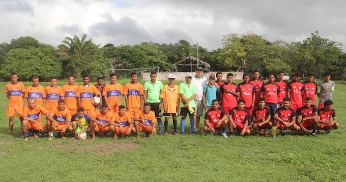 Esporte: Prefeitura de Mata Roma realiza abertura da copa de futebol 2019