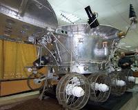 Lunkhod 3 étrange véhicule lunaire à 8 roues