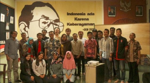 GNRM & Paritas Institut Bangun Jaringan Pemuda Penggerak Perdamaian