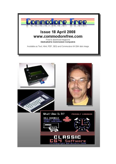 Commodore Free Magazine #018 (018)