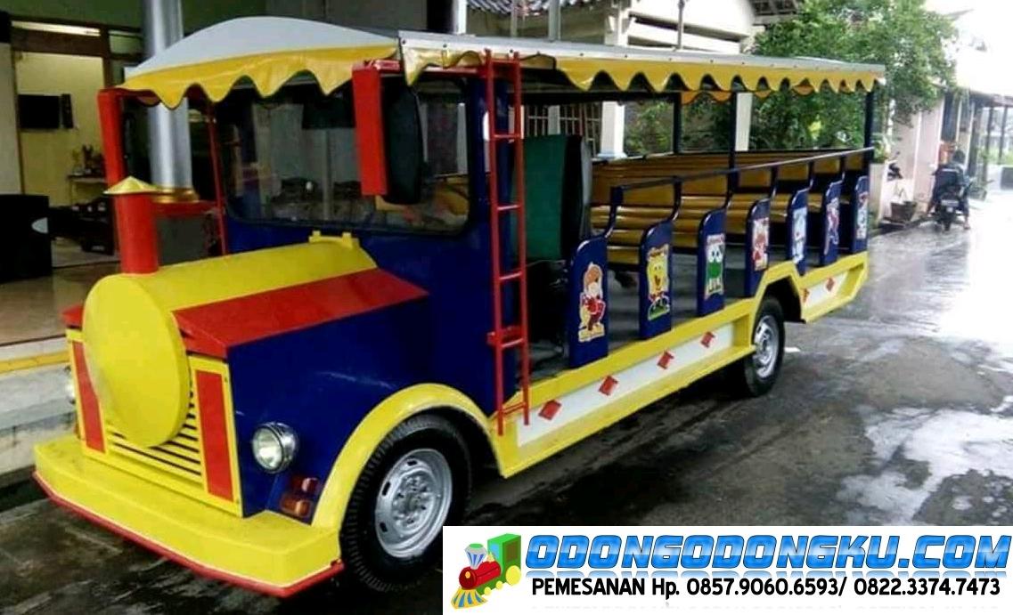Kereta Kelinci Mesin Mobil - Odongodongku.com Jual Kereta