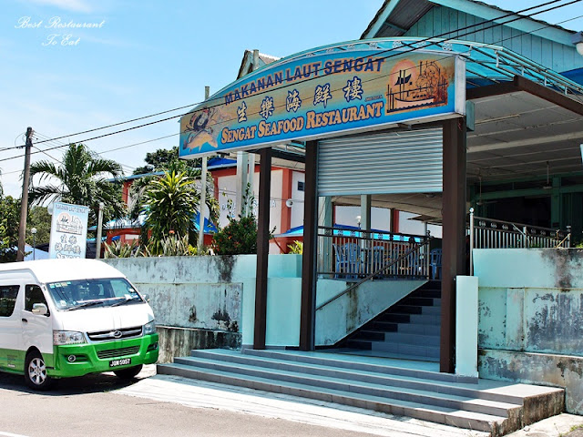 Sengat Seafood Restaurant Teluk Sengat Desaru Address Location Map