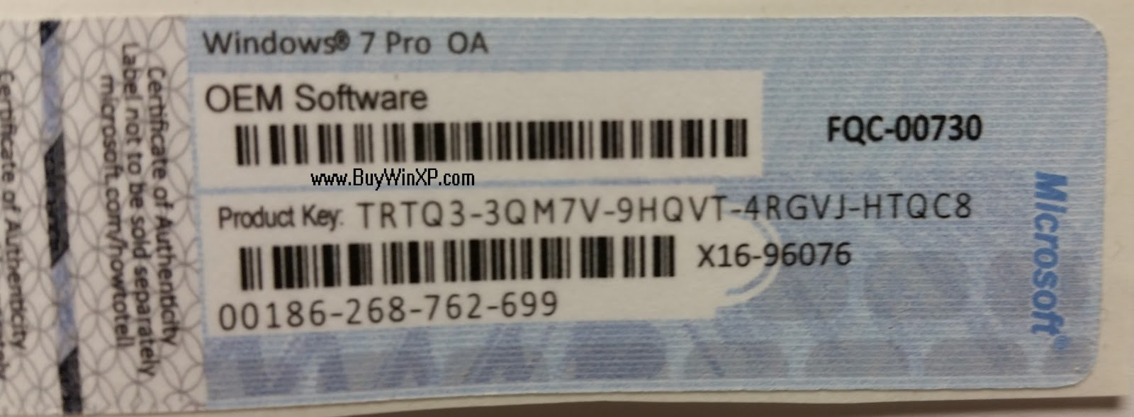 buy a windows 7 professional product key