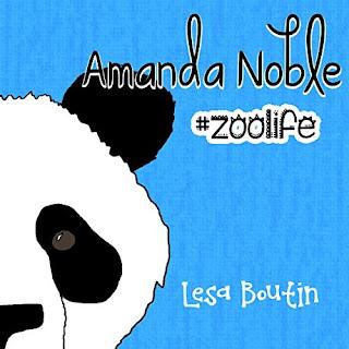 Audiobook Review: Amanda Noble, #zoolife by Lesa Boutin