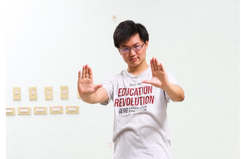 [有想法的年輕人] 全台最年輕的紀錄片導演楊逸帆:希望自己不是坐在冷氣房裡,而是親自理解社會到底發生什麼事