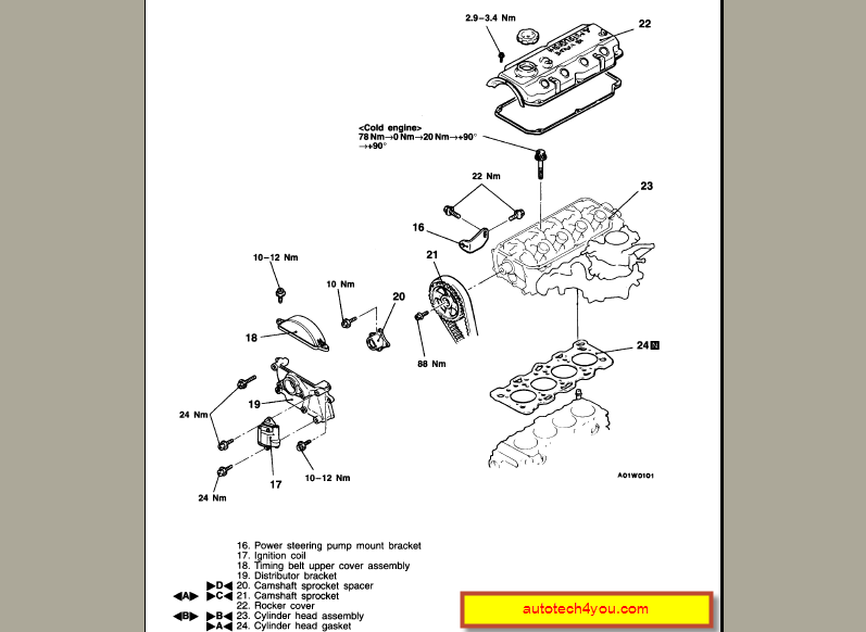 Mitsubishi L400 Service Manual