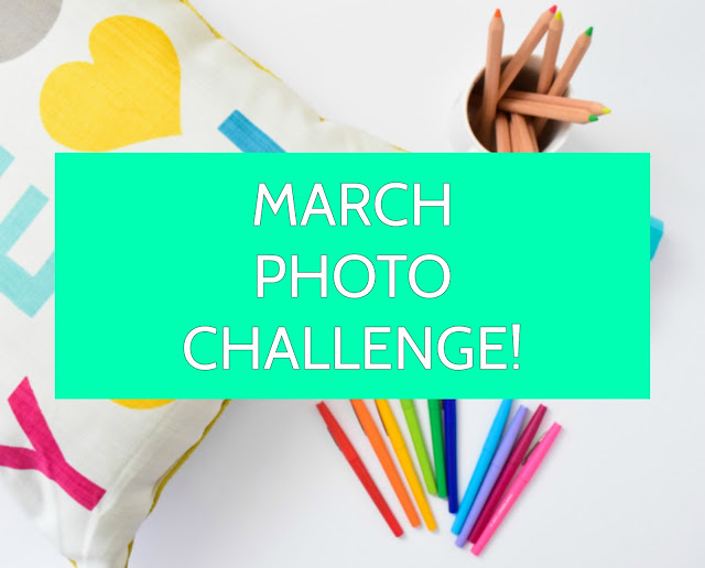 march photo challenge