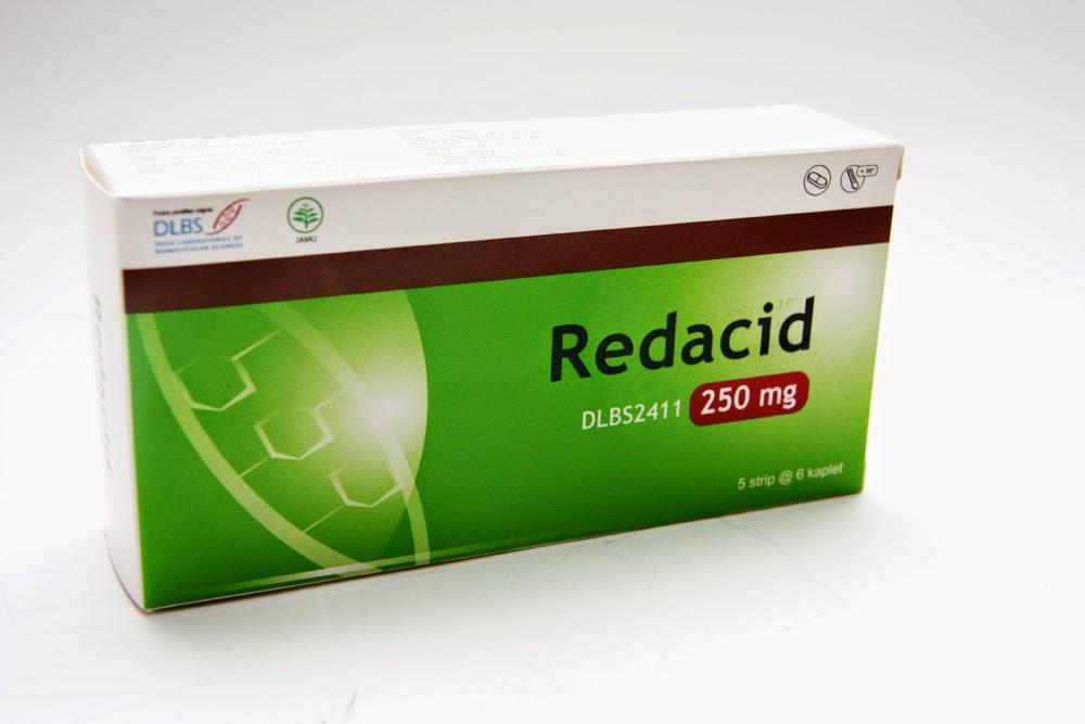 Redacid : Cinnamomum Burmannii 250 mg
