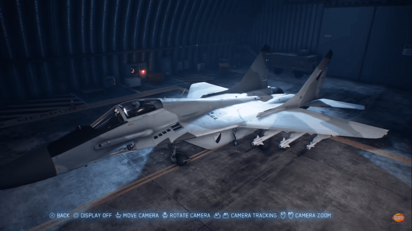 Ace Combat 7: Skies Unknown New Aircraft Customization Trailer