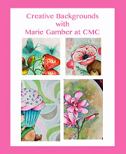 Creative Backgrounds with Marie Gamber at CMC