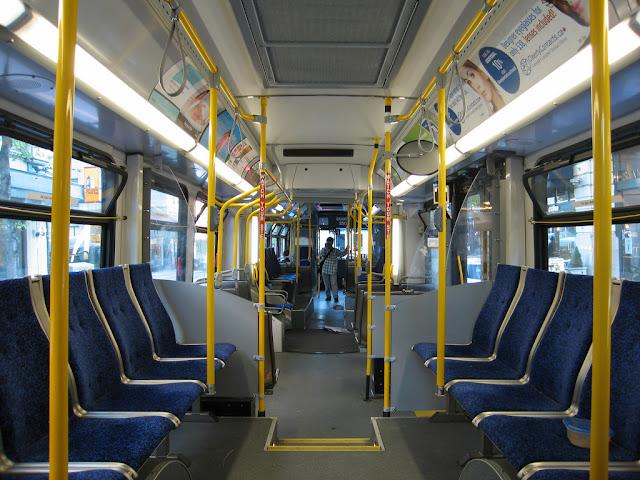 ônibus Vancouver