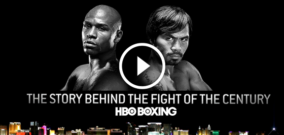 Mayweather vs. Pacquiao: At Last (Full Replay Video) HBO Boxing