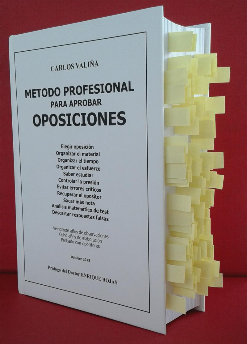 METODO PROFESIONAL PARA APROBAR OPOSICIONES5ª Edición
