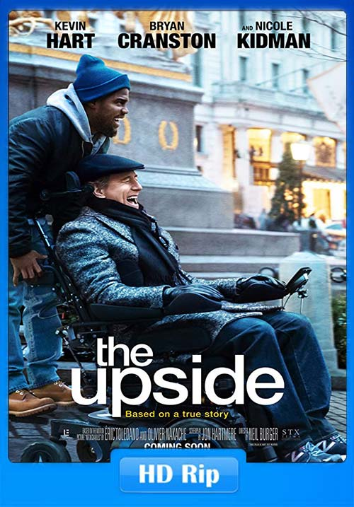 The Upside 2019 720p WEB-DL x264 | 480p 300MB | 100MB HEVC