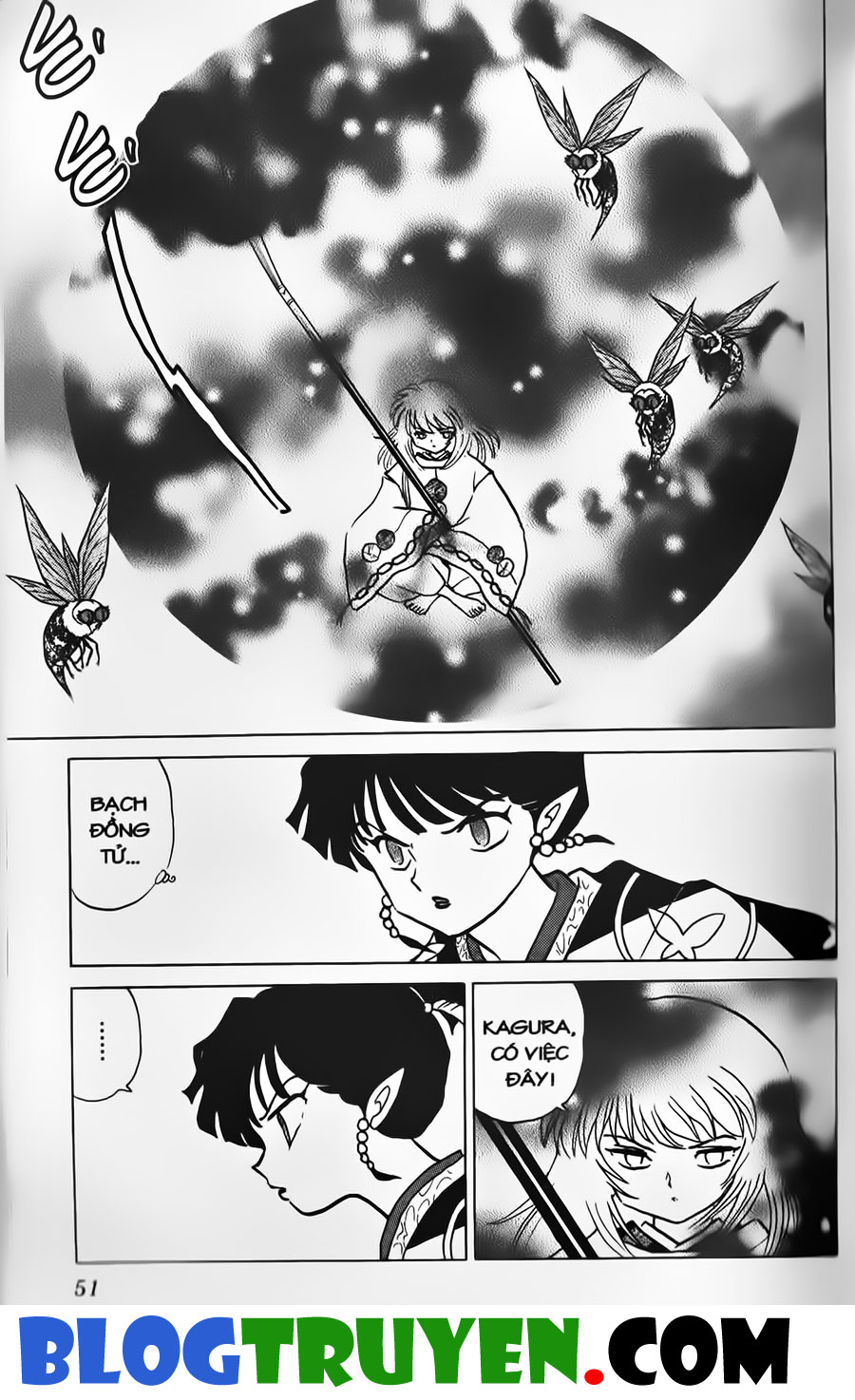Inuyasha vol 36.3 trang 12