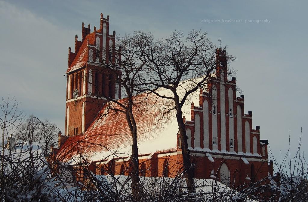Kościół pw. św. Bartłomieja w Jezioranach