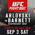 UFC AMBURGO. Sarà Andrei Arlovski vs Josh Barnett.