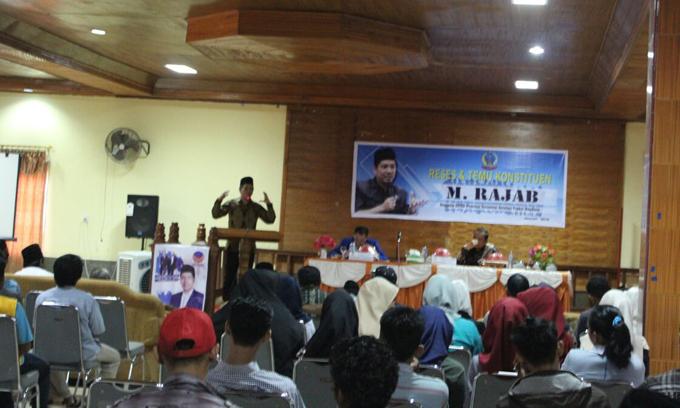 Reses di Luwu, Ini Sasaran Legislator NasDem DPRD Sulsel