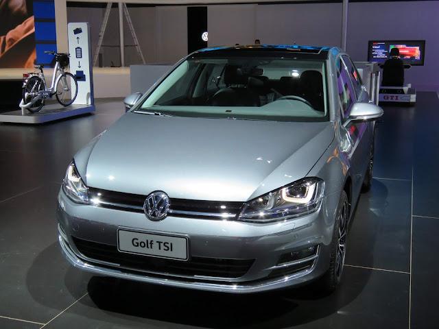 Volkswagen Golf 2017 - hatch médio que menos desvaloriza