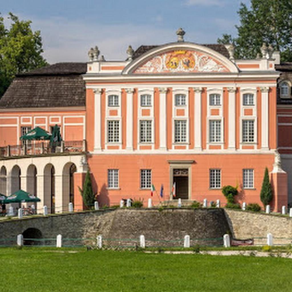 Pałac w Kurozwękach - historia z happy endem