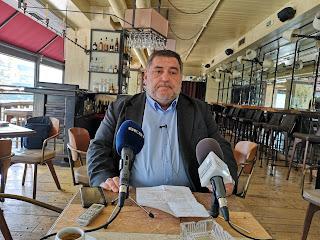 Υποψηφιότητα για Δήμαρχος Καλαμάτας θέτει ο Δημήτρης Κουκούτσης