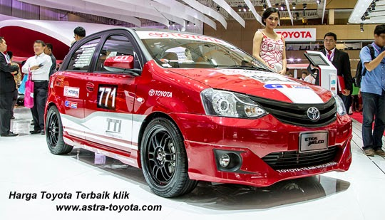 Harga dan Kredit Mobil Toyota Etios Valco 2015 Baru dan Bekas Surabaya