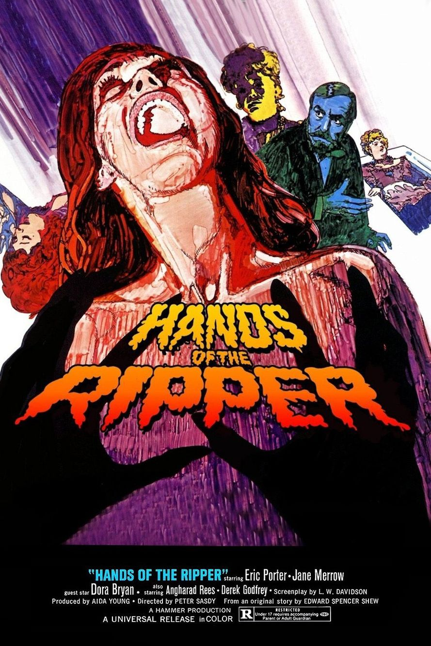 Hands Of The Ripper (1971) ταινιες online seires xrysoi greek subs