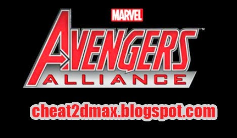Marvel: Avengers Alliance on facebook