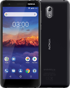 Nokia 3.1 vs iPhone X: Comparativa