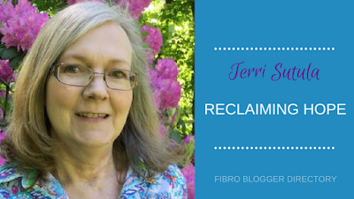 Terri Sutula from Reclaiming Hope