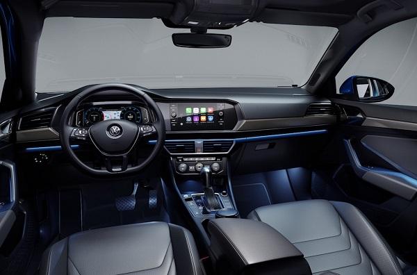 Interior Volkswagen Vento Argentina 2018