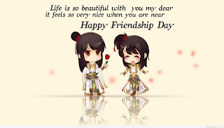 happy friendship Day Sweet Messages
