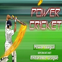Play Power Cricket Game