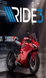 ride3cover - RIDE 3 Update 9 incl DLC-CODEX