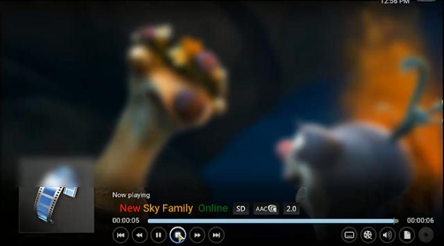 تركيب إضافة KHAOZ TV لمشاهدة القنوات الأجنبية المتنوعة على برنامج KODI