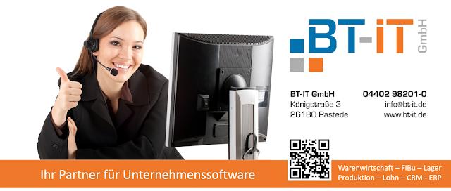 BT-IT : Ihr Partner für Unternehmenssoftware