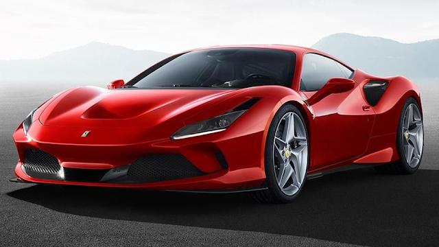 Ferrari lanza el auto que honrará su potencia: F8 Tributo