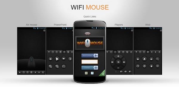 Wifi mouse pro client