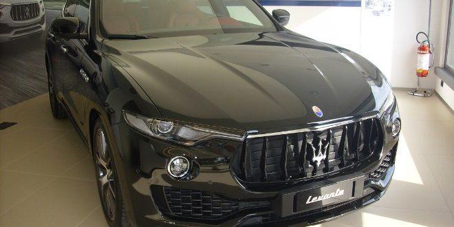 Auto Maserati Levante Il Tridente Si Fa Fuoristrada Giornale Di