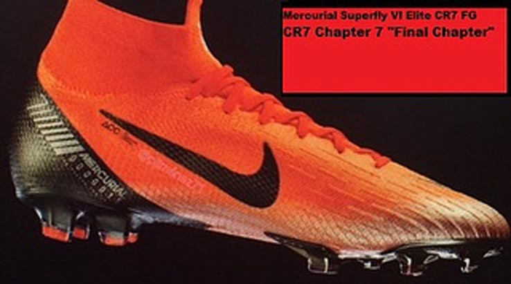 92bfb31db ... and the name of the collection is also not known so far. They could be  called Nike Mercurial CR7 What The boots